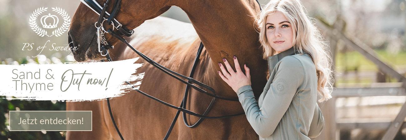 Equestrian Stockholm Amazonite