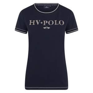 T-Shirt HVP Number 3 in navy