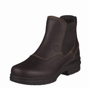 Outdoorschuh WMS Barnyard in braun