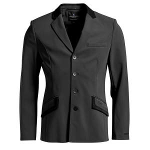 Turnierjacket Herren Emesto in schwarz