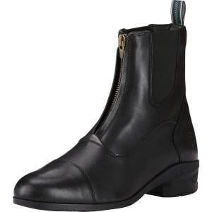 Herrenstiefelette Heritage IV Zip in black