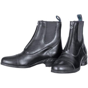 Damenstiefelette Heritage IV Zip in Black