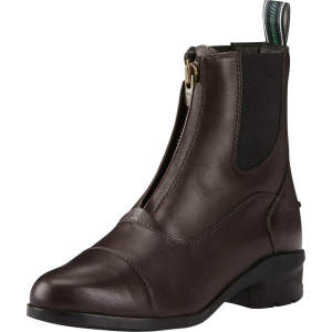 Damenstiefelette Heritage IV Zip in Light Brown