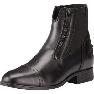 Damenstiefelette Kendron Pro Paddock in schwarz