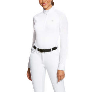 Damen-Turniershirt WMS Marquis Vent in white