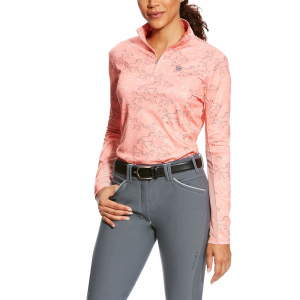 Damen-Shirt WMS Sunstopper in peach
