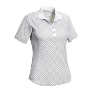 Turniershirt Damen Sunstopper 2.0 in grau