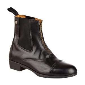 Stiefelette Front Zip Boston Advanced FZ in black