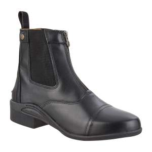 Stiefelette Front Zip Ultima FZ in schwarz