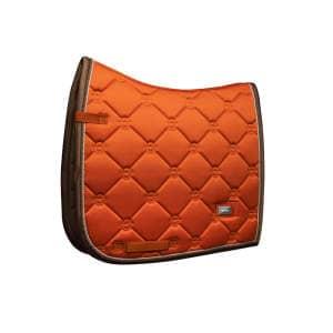 Dressurschabracke Brick Orange