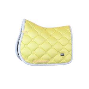 Springschabracke in Soft Lemon