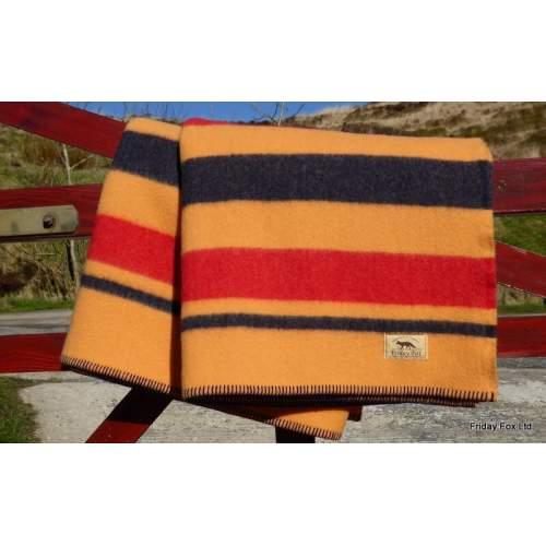 Friday Fox - Pferdedecke Traditional Englisch Horse Blanket 215 x210 cm