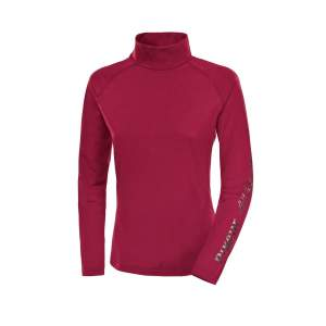 Funktionsshirt Damen Abby in persian red