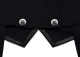 Thumbnail Turnierfrack: Damen-Turnierfrack Crystal Fabric in schwarz 1035212221843 von Samshield