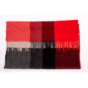 Schal Karo in rot