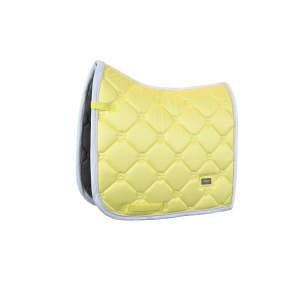 Dressurschabracke in Soft Lemon