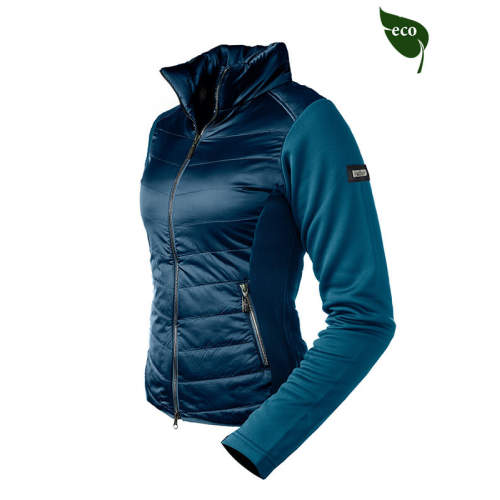 Equestrian Stockholm - Jacke Active Performance Moroccan Blue