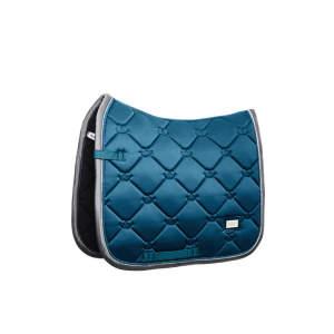 Dressurschabracke Moroccan Blue, Größe: Cob