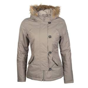 Damenfunktionsjacke Glorenza in taupe
