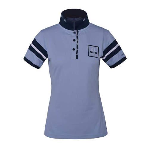 Kingsland - Damen-Poloshirt Marbella in blue