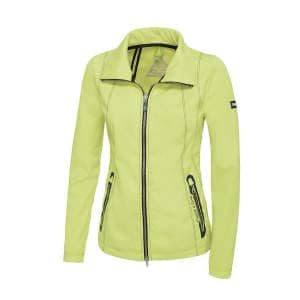 Softshell-Jacke Flea in lime