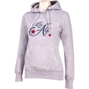 Damen-Sweatshirt Lia&Alfi in grau