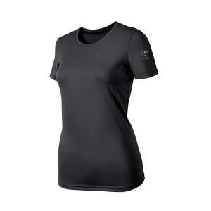 Funktionsshirt Cabella in schwarz