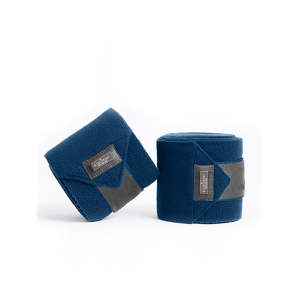 Fleecebandagen Moroccan Blue
