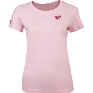 T-Shirt Damen Pony-Love in rosa