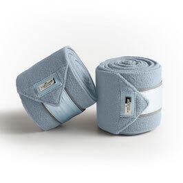 Fleecebandagen Ice Blue