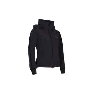 Softshelljacke Damen in schwarz