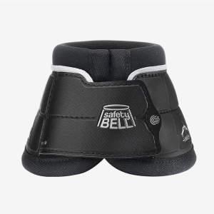 Hufglocken Safety Bell in schwarz