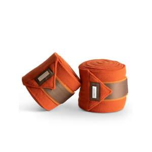 Fleecebandagen Brick Orange