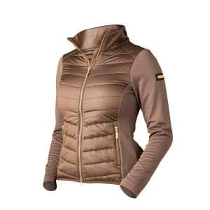 Jacke Damen Active Performance in Champagne