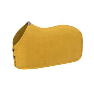Abschwitzdecke Fleece Stamped (Classic Sports HW21) in vintage gold