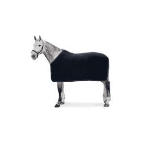 Abschwitzdecke Fleece in nightblue