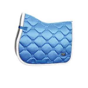Springschabracke Parisian Blue