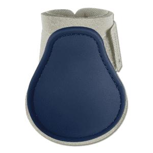 Streichkappe Esperia in dunkelblau/creme