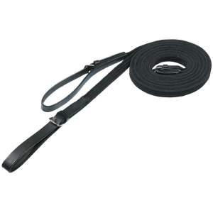 Schlaufzügel Basic-Gurt in schwarz