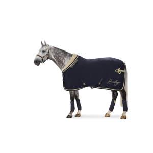 Abschwitzdecke Jersey Brand Faux Fur (Heritage 19/20) in oxfordnavy