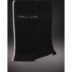 Abschwitzdecke Platinum Fleece -limited edition- in black