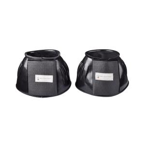 Hufglocke PVC in schwarz
