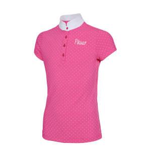 Kinder-Turniershirt Leni in pink