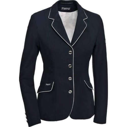 Pikeur - Damen-Turnierjacket Daisy in nachtblau