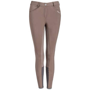 Damenreithose Baila Grip in taupe