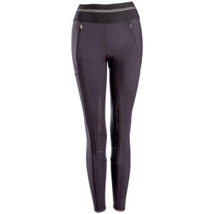Damenreitleggings Gia Grip Atleisure in black