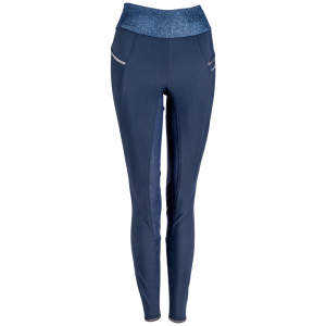 Damenreithose Hanne Grip Athleasure in navy