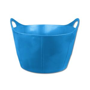 Flexischale in azurblau