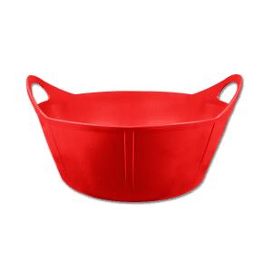 Flexischale in rot