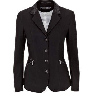 Damen-Turnierjacket Saphira in schwarz